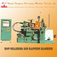 160KN Hot chamber small die casting machine
