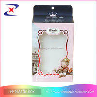 Custom luxury fashion printing recycled gift craft and cupcake kraft packaging fast food paper box