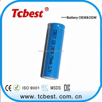 Wholesales alibaba 3.7v icr 14500 li-ion rechargeable battery