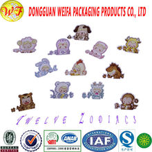 2015 China Sale in Bulk Famous Christmas Kids Painting,Magic Paint Pasters