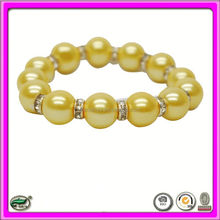 round bead wrap bracelet