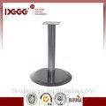 dg-t22yp Al aire libre dg-t22yp forjado de hierro fundido café patas de la mesa para la venta de madera