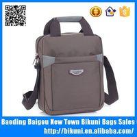 High quality cheap nylon hot selling men business shoulder bag