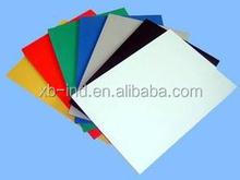 pvc high gloss sheet/pvc flexible plastic sheet/pvc foam board 9mm