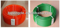 polyurethane pu rough top belt/urethane pu round cord