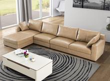 Modern Simple Design Hot Selling Leather Sofa Sets For Living Room Furniture Sofa Set