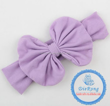 handmade baby girl fabric hair bow headband accessories newborn hair accessories