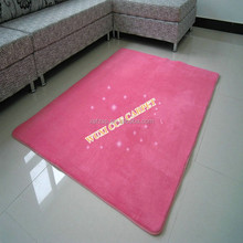 Fashion washable foam floor mat