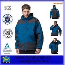 china ropa de deporte de invierno chaqueta de hombre de una sola pieza de la nieve se adapte a los adultos