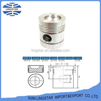 Tractor Parts MF240 Piston Pin and Clips