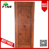 2015 newest design elegant hard surface good quality melamine doors