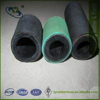 High Pressure Hydraulic Hose With Hydraulic Fitting \Sand Blasting