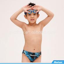 Boy Beach Wear Triangle One Piece Swimwear