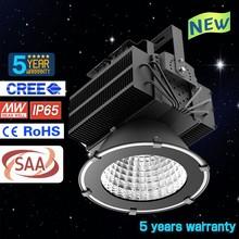 200Watt high brightness 100-277vac warm white 4000K high power led indoor stadium lights high bay SAA, UL, DLC 5 years warranty