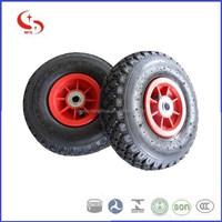 Hand truck 3.00-4 Pneumatic rubber wheel