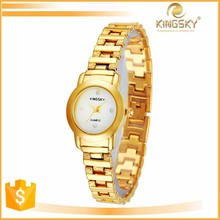 2015 kingsky k8019# whole hand watches cheap price stainless steel back water resistant