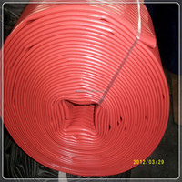 Certificate rubber italy rubber 6 inch lay flat hose