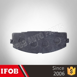 Ifob Auto Parts brake pads for atv For Toyota COROLLA ZZE121 04465-02120