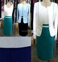 Office lady uniform business lady suit,office suits in Africa style