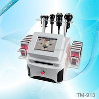 lipo laser slimming machine Vacuum RF cavitation heater
