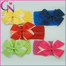 Boutique Flower Headbands For Sale Tutu Headbands For Infants (CNHB-1308317)