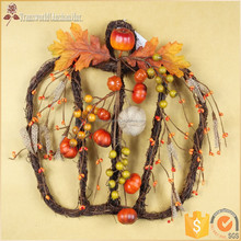 Fashionable Pure Handmade Fall punkin hangings for worldwide decoration wholesale,chain shop,importer.