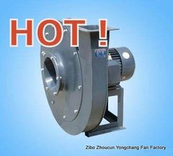 balancing instrumentation for suction fan blades for cement kiln