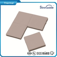 Electrically Isolating Silicon Thermal Gap Filler Pad,Thermal Interface Material