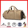 New fashion canvas duffel bag shoulder slope bag round duffel bag(ES-Z246)