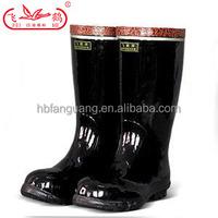 working boot with steel toe cap