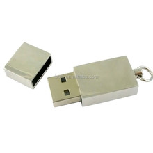 love-box metal USB 2.0 flash disk rectangle pendrive gifts