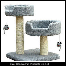 Fashion design/brand new cat tree cat toys from yiwu city
