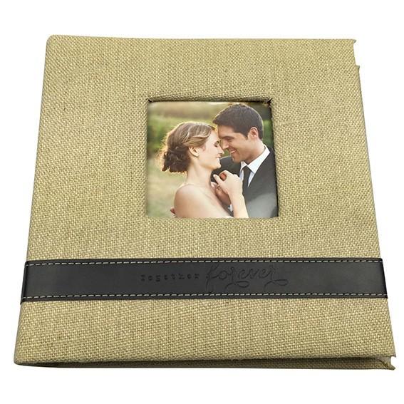 Fabric Amp Leather Cover Wedding Photo Album