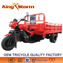 China double headlight 300cc water cooling three wheel motor tricycle
