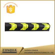 Right angle rubber wall protector