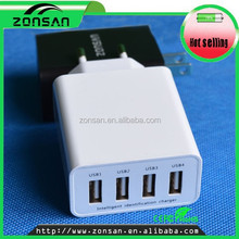 CE,ROHS,FCC Approved usb battery charger, ODM/OEM quick deliver power sockets with smart IC