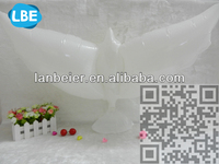 White dove Inflatable foil balloon for wedding decoration