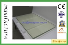Leaded X-Ray Glass from Radiation Shielding with CE&ISO Certificated