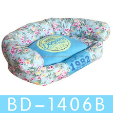 2015 Sweet High Quality Colorful Luxury Pet Dog Sofa Bed
