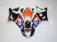 for suzuki gsxr1000 fairing K3 2003-2004 gsxr1000 fairing kit 03 04 gsxr1000 bodykit gsxr1000 bodywork orange blue black