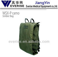 Soldier bag ;first-aid device;equipment ; emergency;patient;stryker;rescue; modern medical apparatus