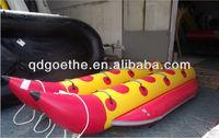 GTBD410 Goethe Strengthen Bottom Inflatable Banana Boats