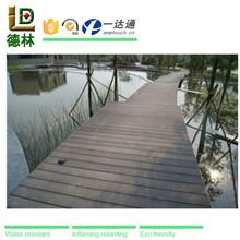 anti-uv new techwood weather resistant outdoor wpc floor