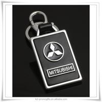 Mitsubishi Metal Keychain,Nissan 3D Keychain Ring,Metal Car Logo Car Keychain
