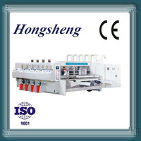 Hebei Canghou Dongguang Printing Grooving Machine in High Quality