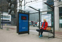 Most popular useful transit bus stop shelter company