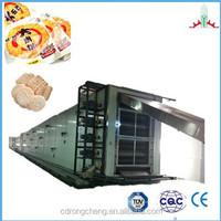 Rice noodle making machine cake production line