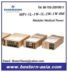 Medical power supply modular 1000W Astec MP1-1L-1W-1L-2W-1W-0M