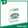 POPULAR HAND KRAFT PAPER BAG MADE IN CHINA FACTORY