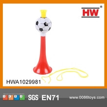 Classic Cheap Plastic Trumpet For Football